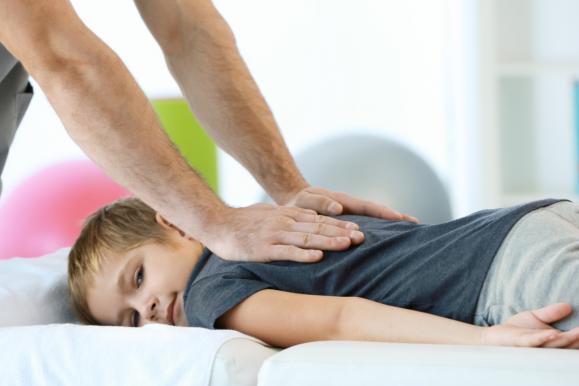ostéopathie chez bébé
