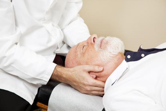 ostéopathe senior